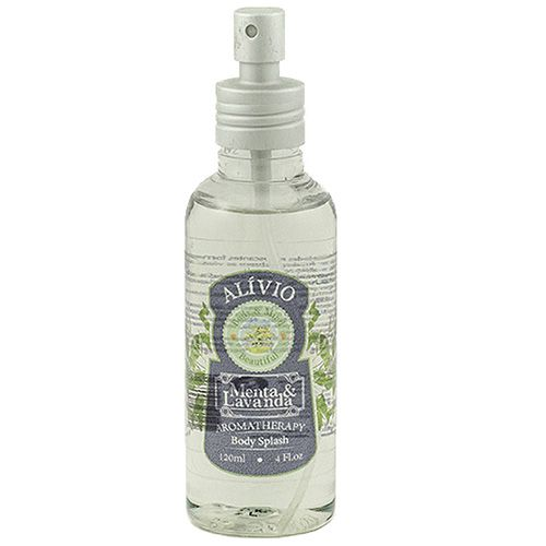 Body Splash - Menta & Lavanda - 140ml  - Body & Mind Beautiful