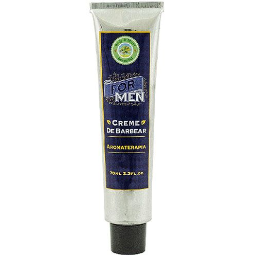 Creme de Barbear - Linha For Men -70g  - Body & Mind Beautiful