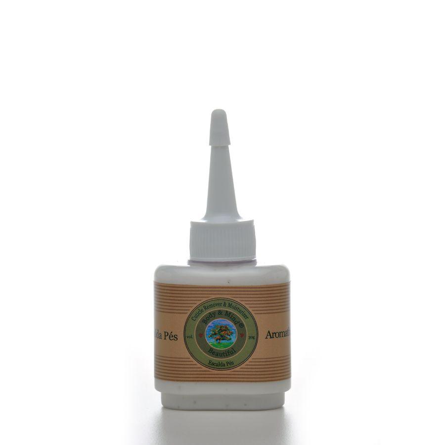 Hidratante para Cutículas - Escalda Pés - 15ml  - Body & Mind Beautiful