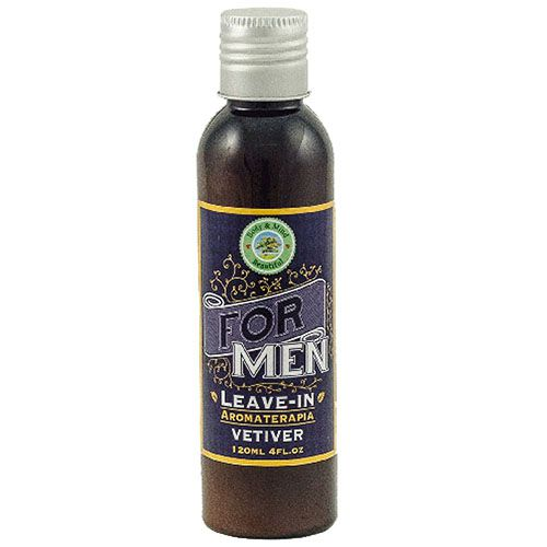 Leave In - Vetiver - Linha For Men - 120ml  - Body & Mind Beautiful