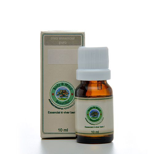 Óleo Essencial de Lavanda - 10ml  - Body & Mind Beautiful