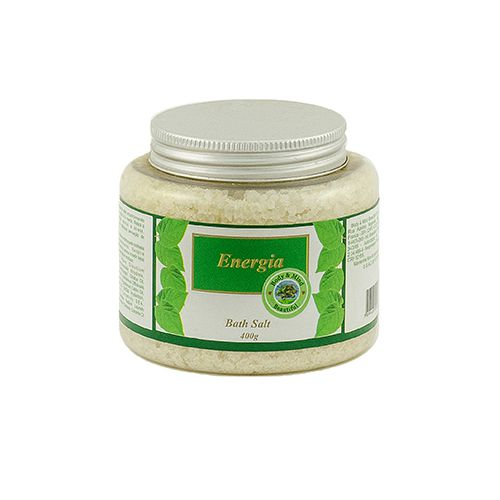 Sais de Banho - Energia - 400g  - Body & Mind Beautiful