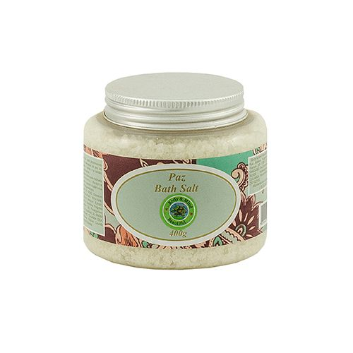 Sais de Banho - Paz - 400g  - Body & Mind Beautiful