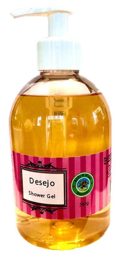 Shower Gel - Desejo - 380ml  - Body & Mind Beautiful