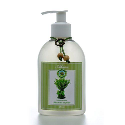 Shower Gel - Alecrim  380ml  - Body & Mind Beautiful