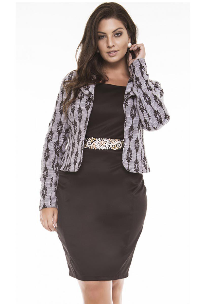 Conjunto Monarch Fasciniu's Moda Evangélica