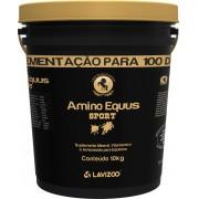 Amino Equus Sport 10kg Lavizoo - Linha Premium Suplementação Equina