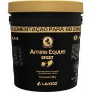 Amino Equus Sport 6kg Lavizoo - Linha Premium Suplementação Equina