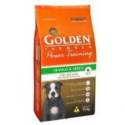Golden Power Training Para Cães Adultos 15kg