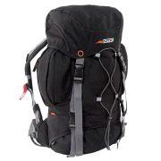Mochila Cargueira 35L para trilha Everest Nautika Preta