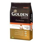 Ração Golden Gato Adulto Castrado Salmão 3kg