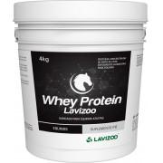 Whey Protein 4kg Lavizoo - Suplementação Equina