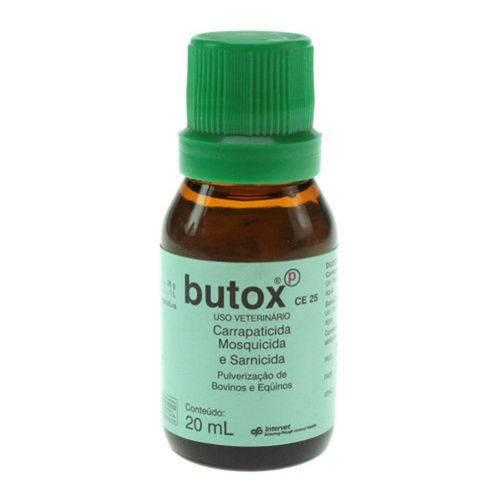 Butox Frasco 20ml