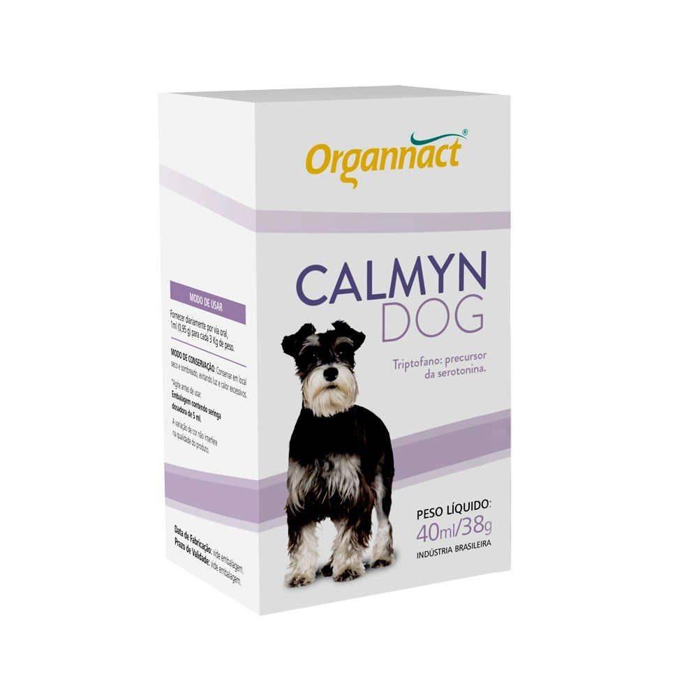 Calmyn Dog Organnact 40 ml