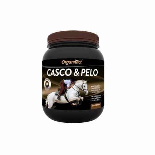 Casco E Pelo Organnact 500 G