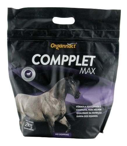 Compplet Max Organnact 2 Kg ( No Dopping )