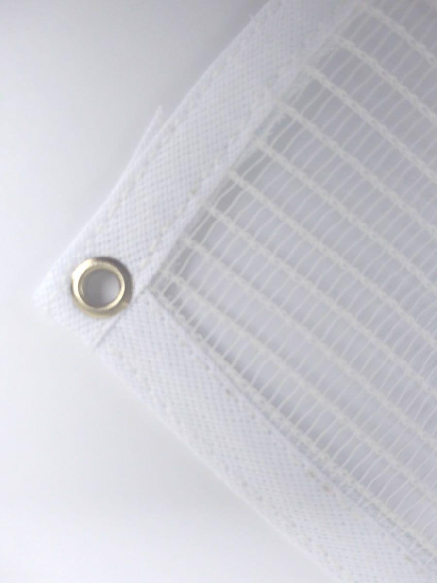 Tela Mosquiteira com Repelente e tratamento Anti-UV  (60cm X 60cm)