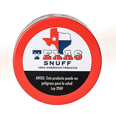 Texas Snuff Lata