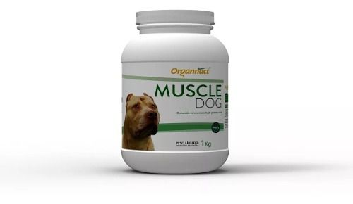 Muscle Dog Organnact 1kg