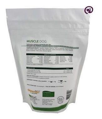 Muscle Dog Organnact 250g
