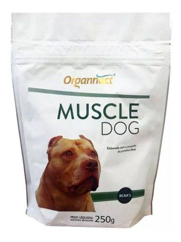 Muscle Dog Organnact 250g