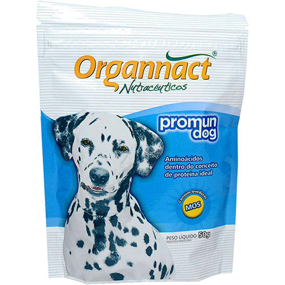 Promun Dog - 50 G - Organnact