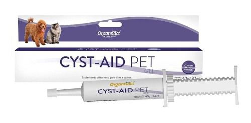 Suplemento Cyst-aid Pet 35g