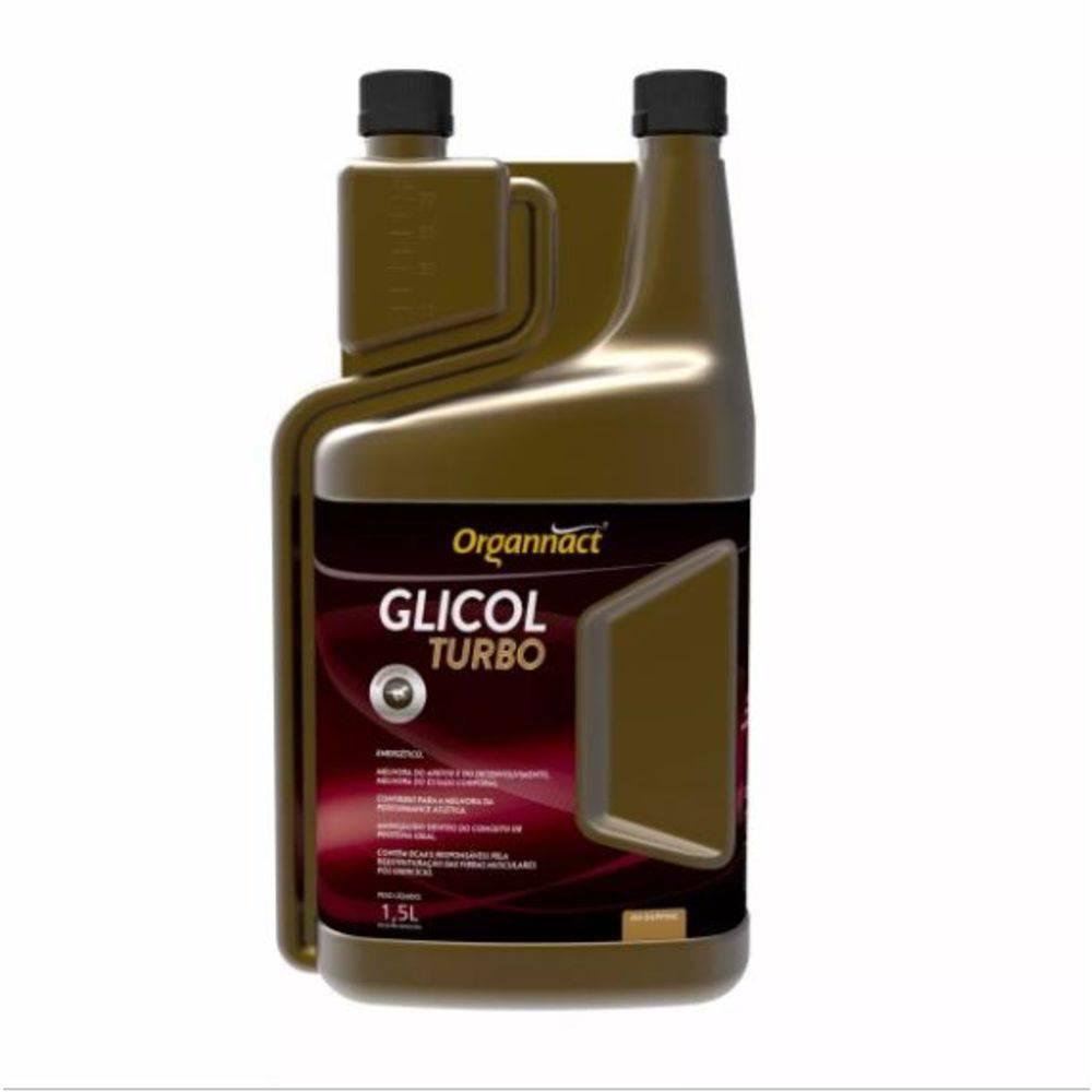 Suplemento Para Equinos Organnact Glicol Turbo 1,5 lt