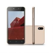 Smartphone Multilaser E 3G 32GB Tela 5.0 Quad Core Câmera traseira 5MP + 5MP