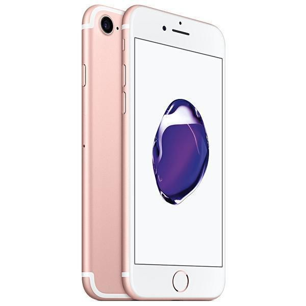 "Apple iPhone 7 A1778 BZ 128GB Tela Retina de 4.7"" 12MP/7MP iOS CPO"