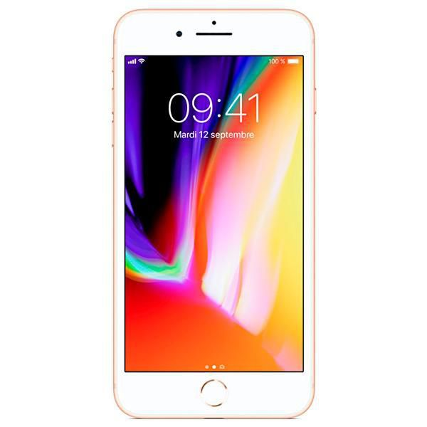 "Apple iPhone 8 Plus A1864 128GB Tela Retina 5.5"" 12MP/7MP iOS"
