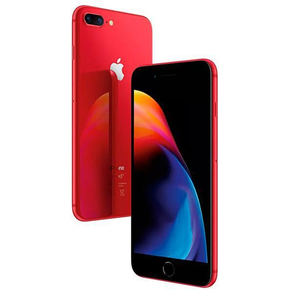 "Apple iPhone 8 Plus A1897 256GB Tela Retina de 5.5"" 12MP/7MP iOS"