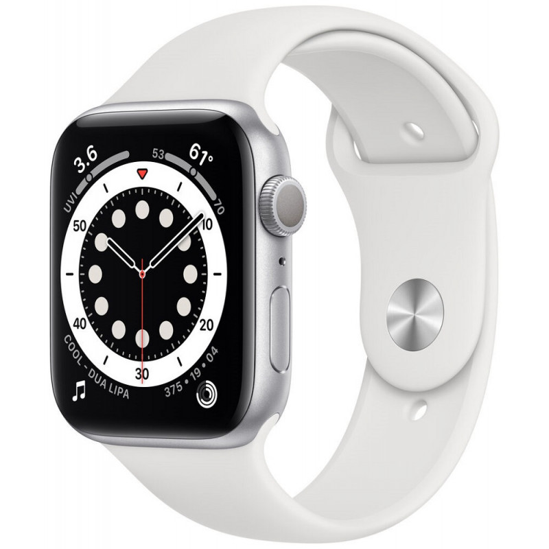 Apple Watch S6 (GPS)  44mm Pulseira Esportiva