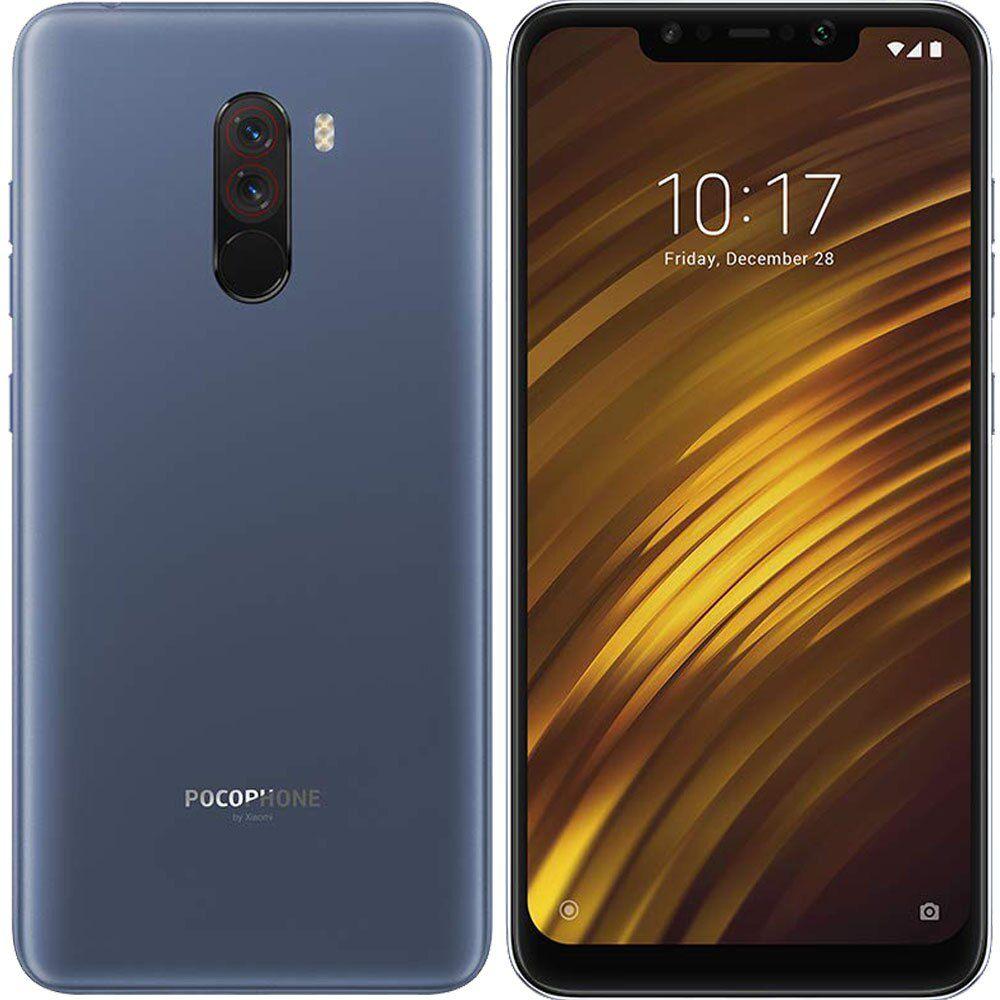 Smartphone Xiaomi Pocophone F1 Azul 6gb/64gb 12+5m
