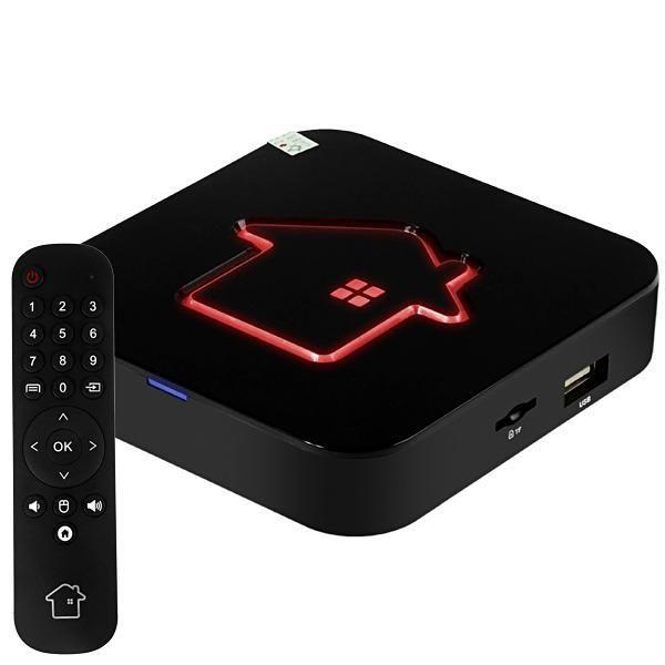 Receptor HTV 6 Abre todos os canais de TV por Assinatura Ultra HD 4K Wi-Fi/USB/A.V/HDMI