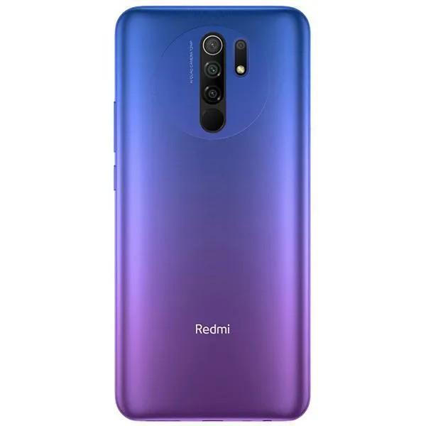 """Redmi 9 Dual SIM 32GB de 6.53"""" 13 8 5 2MP / 8MP OS 10"""