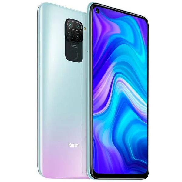 "Redmi Note 9 Dual SIM 128GB 6.53"" 48 8 2 2MP / 13MP OS 10"
