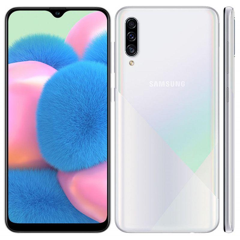 """Smartphone Samsung Galaxy A30S A307G Dual Sim LTE 6.4"""" 4GB/64GB"""