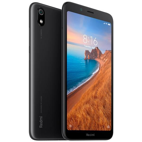 "Smartphone Xiaomi Redmi 7A Dual SIM 16GB de 5.45"" 12MP/5MP OS 9.0"