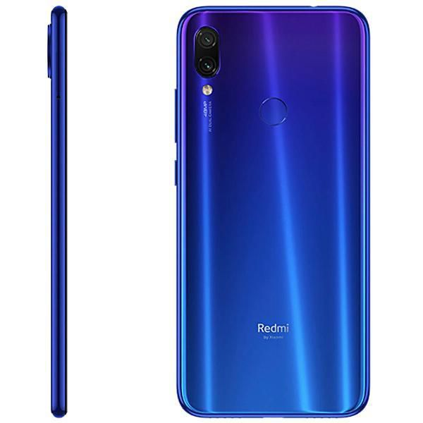 "Redmi Note 7 Dual SIM 64GB de 6.3"" 48+5MP/13MP OS 9.0"