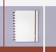 Caderno Inteligente - Deluxe - All White