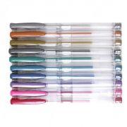 Caneta gel - Nice Pen - Metálicas