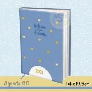 DAC,  Agenda Executiva Believe 2021 - c/ 336 Páginas - A5