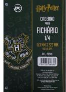 DAC, Folha refil fichário 1/4 - A5 - Harry Potter