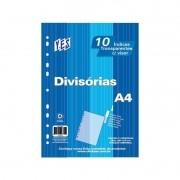 Divisória A4 YES, Visor Transparente - 10 unidades