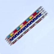 Lápis preto Yoobi - 5 peças