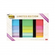 Post it, Color Collection - Limited Edition  15 blocos *** CAIXA DANIFICADA EM TRANSPORTE***