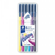 Staedtler, Triplus fibre tip pen caneta hidrográfica