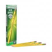 TICONDEROGA, Lápis preto #2HB Soft - Caixa com 12