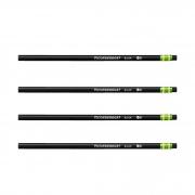 Ticonderoga, Lápis preto escrever  2 HB black - kit com 4 unidades
